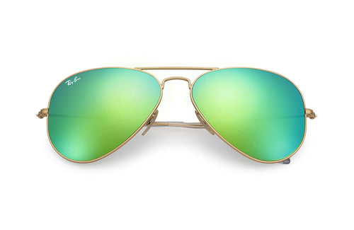 Ray Ban - AVIATOR FLASH LENSES - Calibro 62