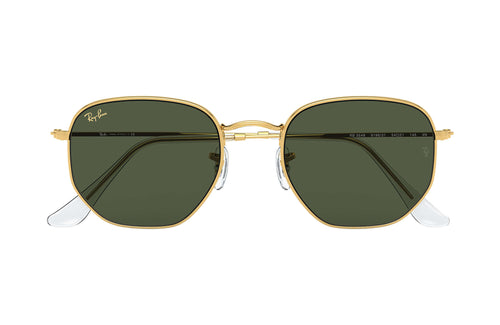 Ray Ban - RB3548 919631 51 - HEXAGONAL LEGEND GOLD