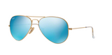 Ray Ban - RB3025 -  AVIATOR FLASH LENSES