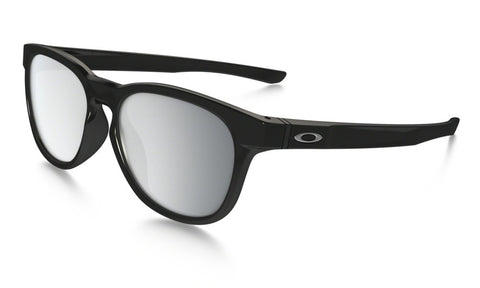 OAKLEY - STRINGER 931508 | POLISHED BLACK | chrome iridium