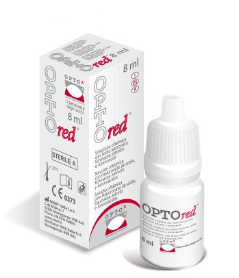 Opto Red - Flacone 8ml