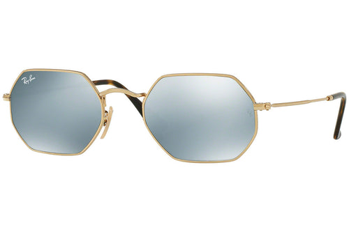 Ray Ban - OCTAGONAL FLASH LENSES - RB3556N 001/30