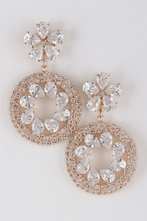 Dolce Drop Earring - Meadow & Magnolias