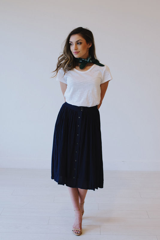 Myla Skirt - Meadow & Magnolias