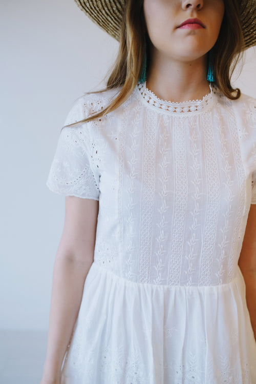 Darcy Dress - Meadow & Magnolias