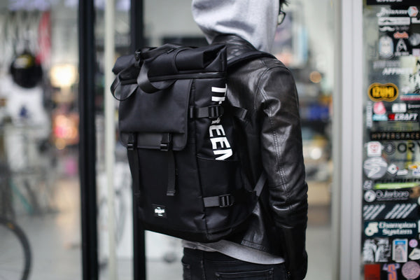 Threemin Supply Co. X Hypergrace Backpack // Limited edition