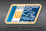 New! 2018 Event Decals