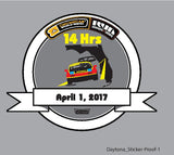 2017 Event Decals
