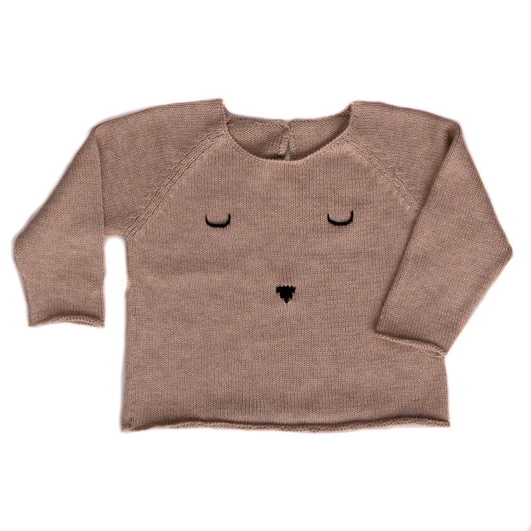 100% Pima Cotton Baby Boys Sweater