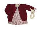 1+ in the Family Baby Clothes - Baby Cardigan