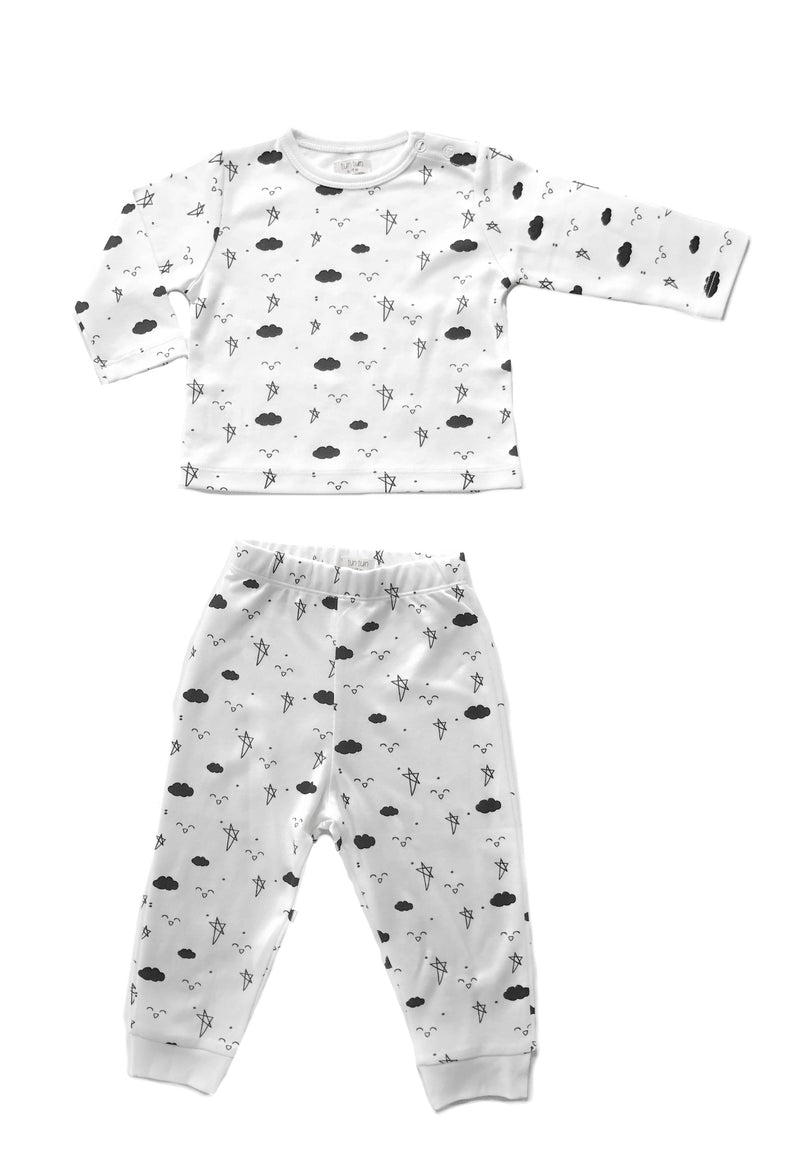 100% Pima Cotton Pajamas