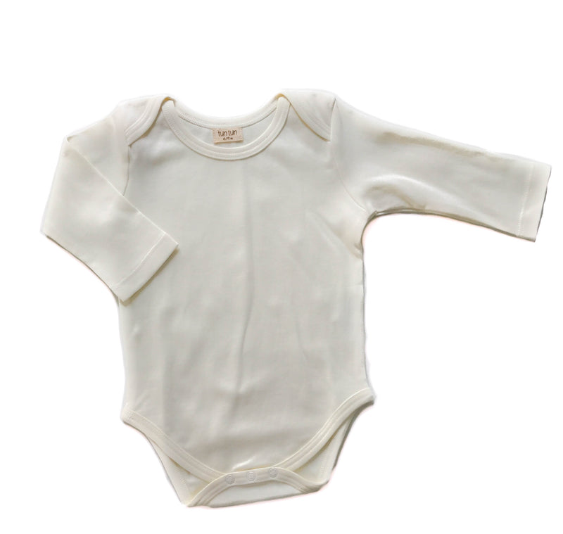 100% Pima Cotton Baby Clothes - Onesie