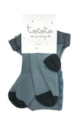 Tocoto Vintage Baby Girls Tights