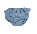 Babe & Tess Baby Girls Culotte - Blue