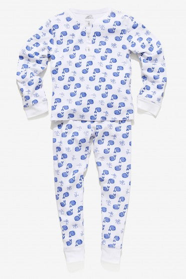 Roberta Roller Rabbit - Kids Pajama Set Moby