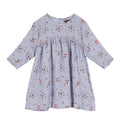 Velveteen Baby Girls Dress