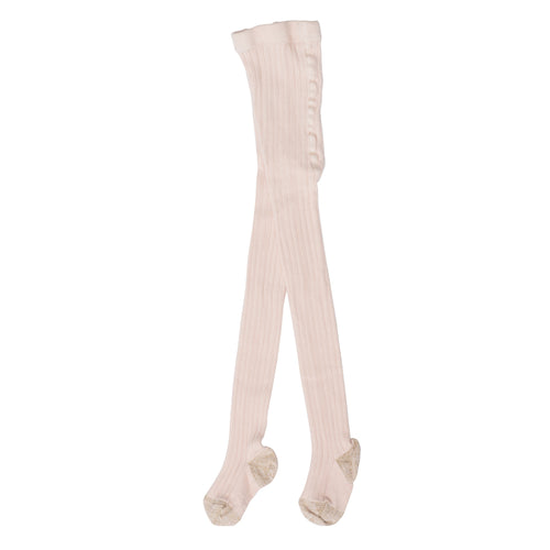 Tocoto Vintage Baby Girls Tights - Pink
