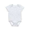 Organic Cotton Baby Clothes - Mori Short Sleeved Onesie