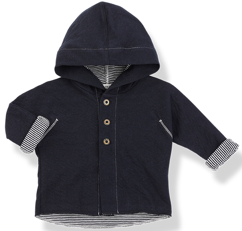 1+ in the Family Baby Clothes - Barcelo Track Jacket