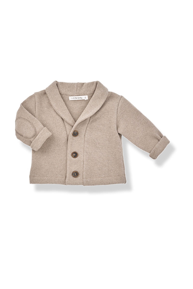 1+ in the Family Baby Boys Cardigan