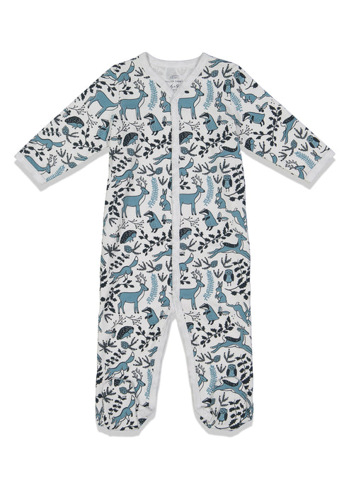 Infant Winterland Footie Pajamas