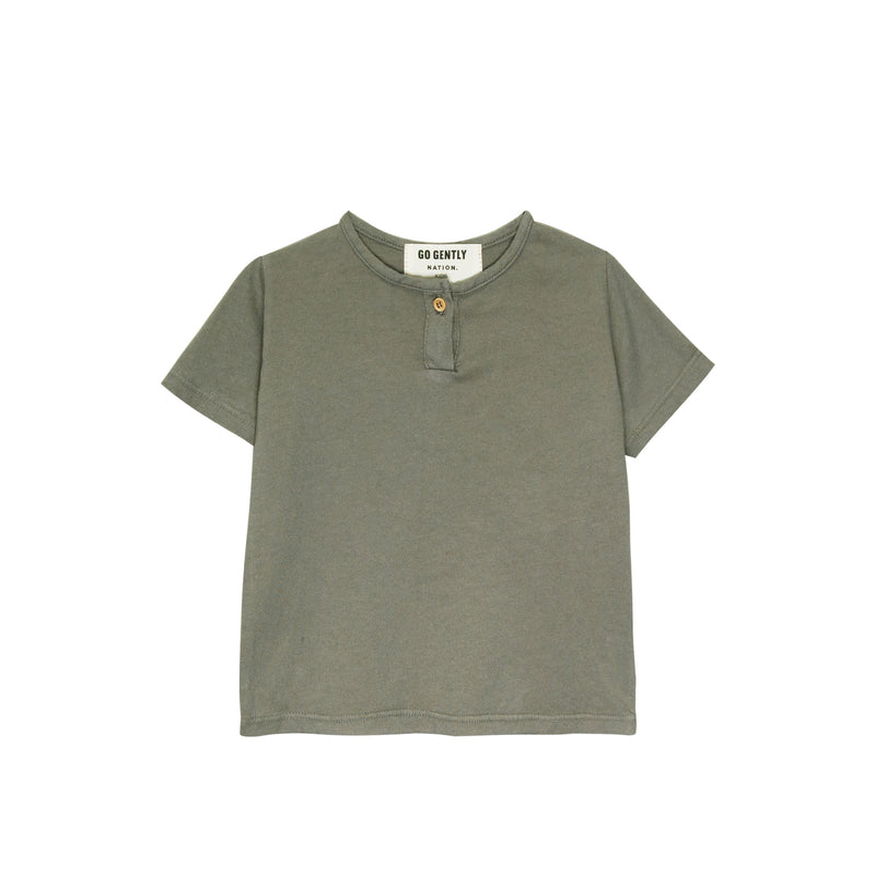 Jersey Henley, Thyme