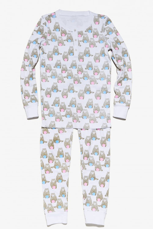 Kids Pajama Set Stan the Bear