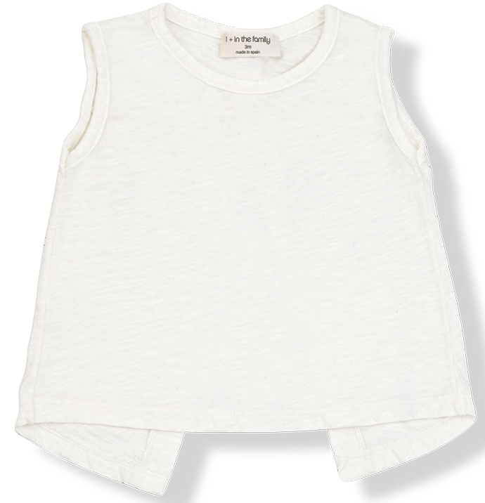 1+ in the Family Baby Clothing - Khalo Tank