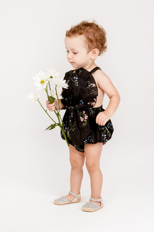 Flower Patch Onesie