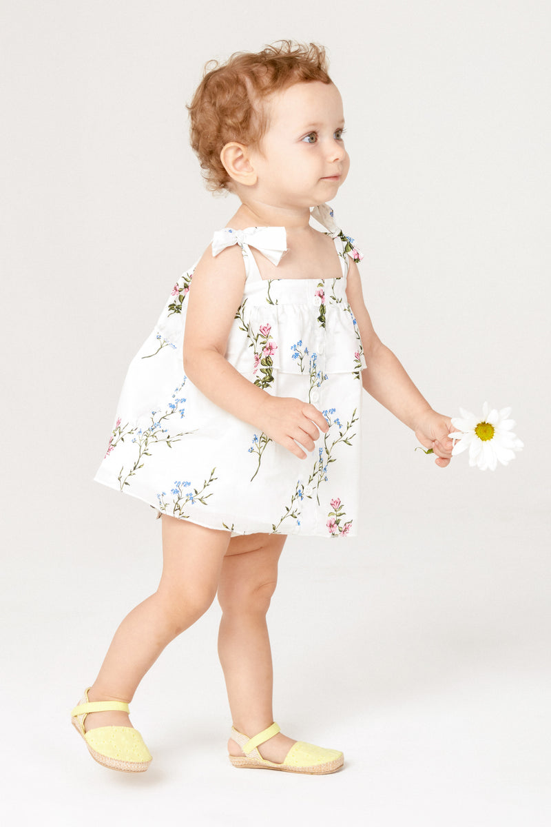 Flower Patch Tank & Bloomer Set