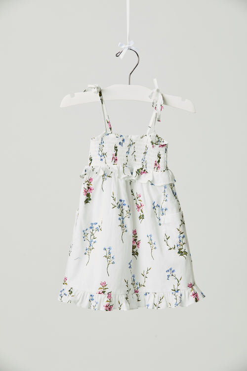 Flower Patch Tank Dress