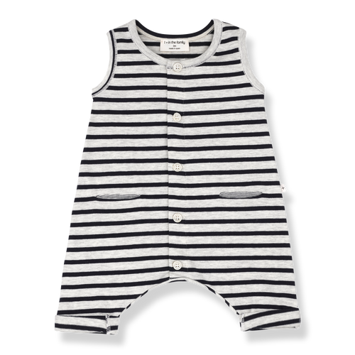Monaco Sleevless Romper