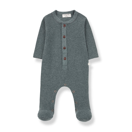 Monar Jumpsuit with Feet