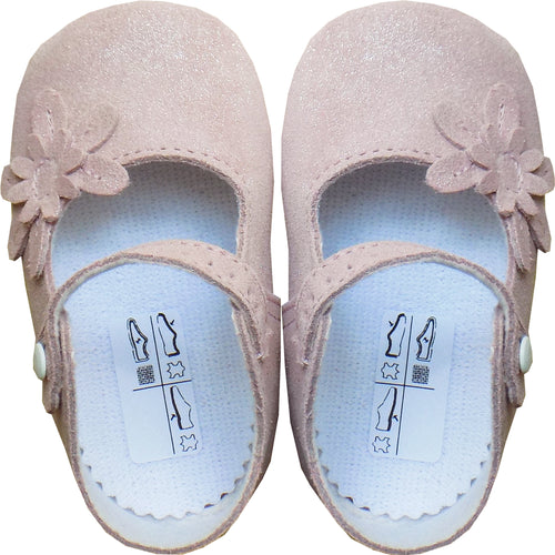 Shimmer Baby Shoes