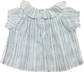 Baby Girls Summer Blouse - back