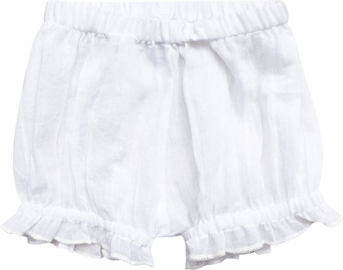 Pia Bloomer Short / White