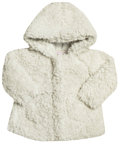 Faux Fur Baby Coat