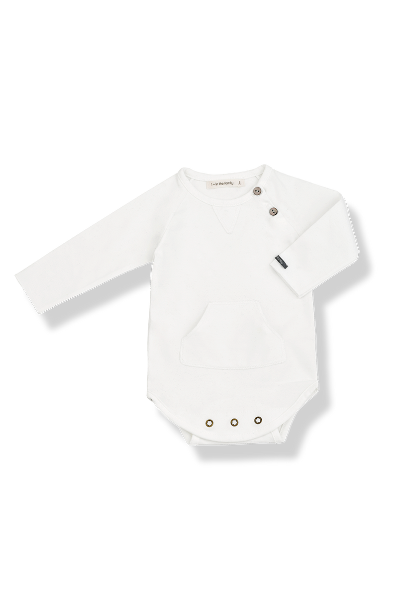 1+ in the Family Baby Clothes - Unisex Infant Bodysuit