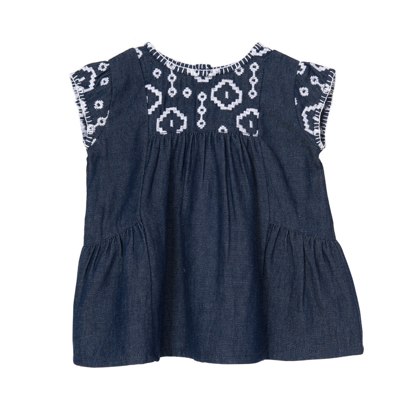 Dora Embroidered Tunic