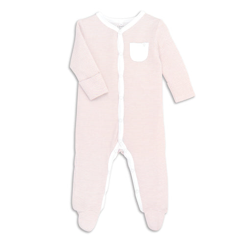 Baby Mori UK Sleepsuit - Organic Cotton