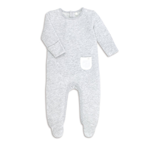 Baby Mori UK Sleepsuit