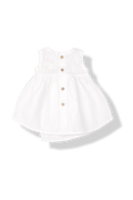 1+ in the Family Baby Girls Dress - Sonsoles