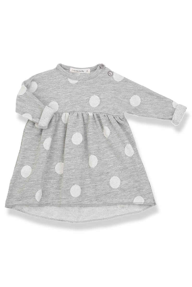 1+ in the Family Baby Clothes Dress