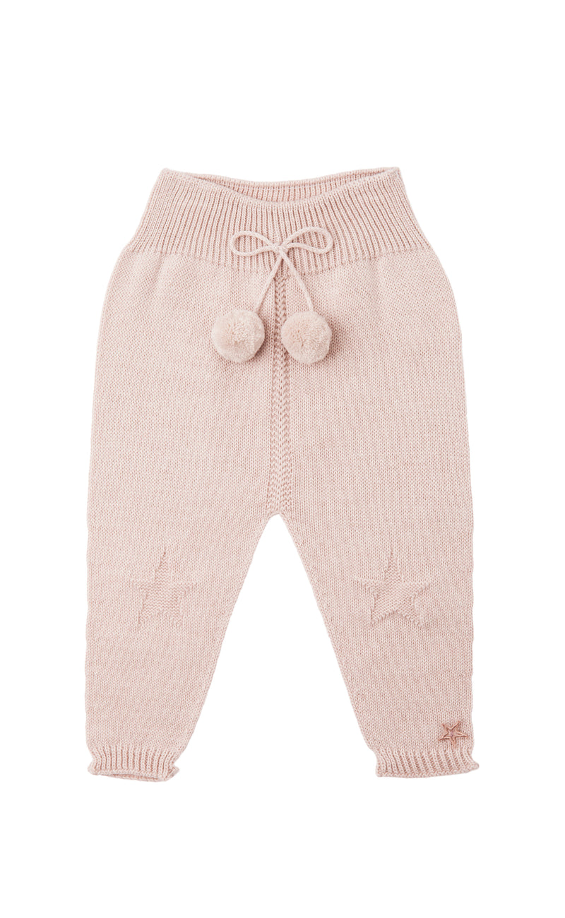 Tocoto Vintage Baby Knit Leggings