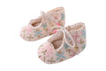 Louise Misha Embroidered Baby Girls Shoes