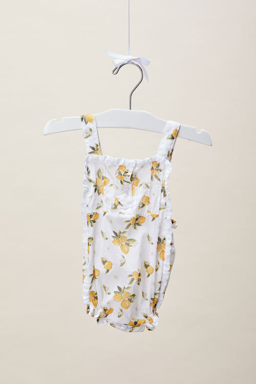Bloom Bubble Romper