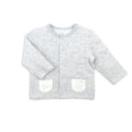 Organic Cotton Baby Clothes - Mori Cardigan