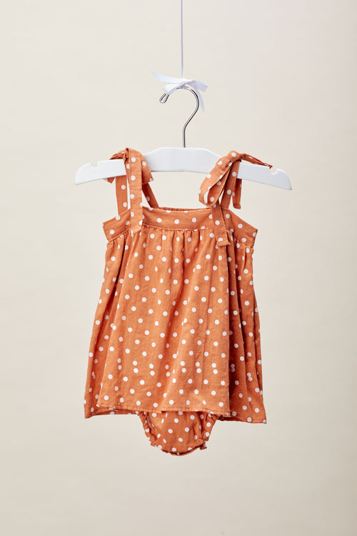 Dottie Dot Romper