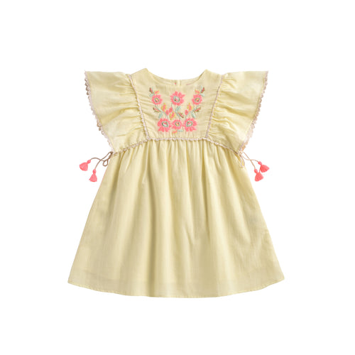 Khalo Dress / French Vanilla