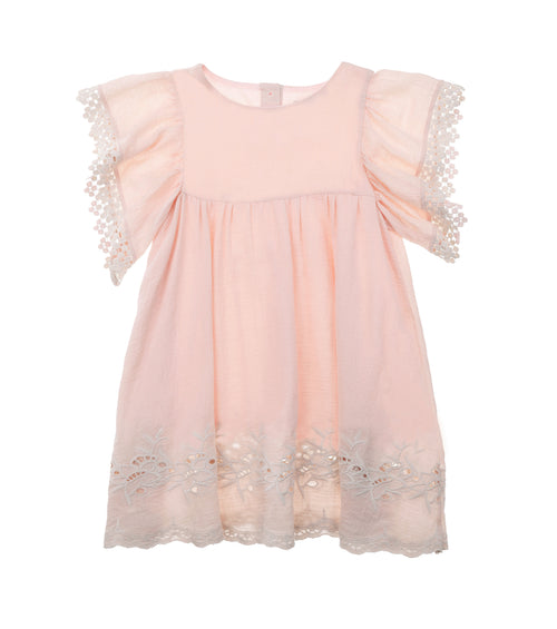 Bahamas Dress /  Blush